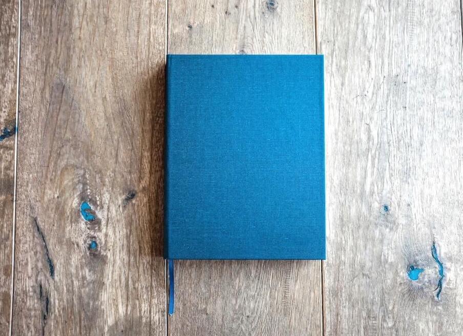 self-esteem-journal-blue-book
