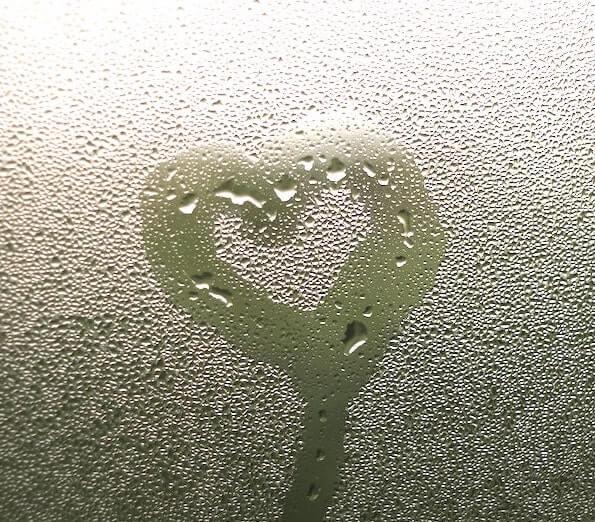 heart-on-wet-window