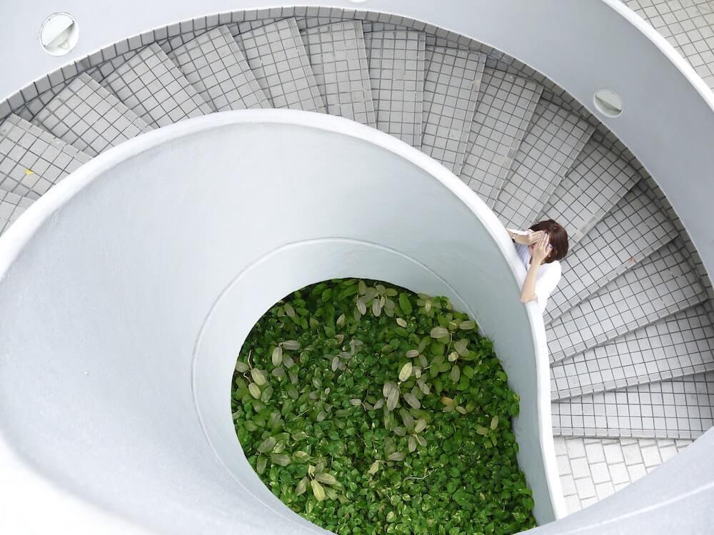 spiral-white-staircase
